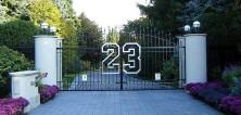 Luxusní sídlo Michaela Jordana je na prodej
