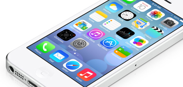74 % mobilních jablíček lítá na iOS7