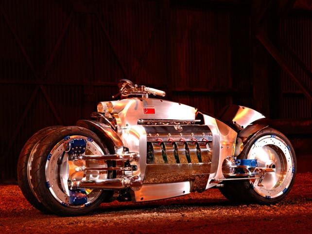 Motorka Dodge Tomahawk v10