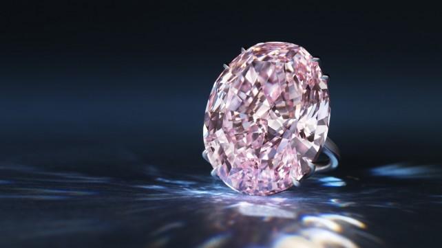 Prsten Blue Diamond od Chopardu