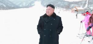 Severní Korea má luxusní lyžařský areál