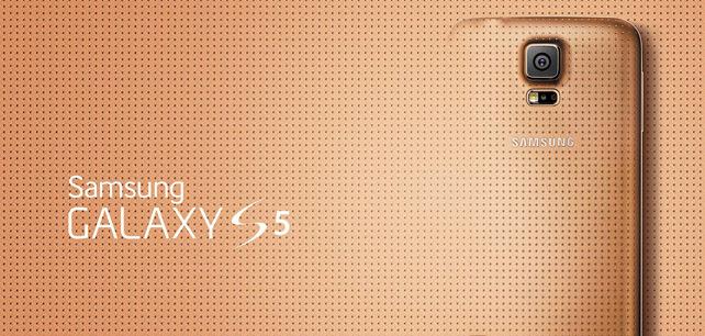Samsung Galaxy S5 je tady a umí změřit tlukot vašeho srdce