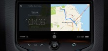 iOS se debutuje ve vozech Mercedes, Ferrari a Volvo