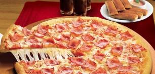 Interaktivní stůl pro objednávku pizzy je geniální nápad