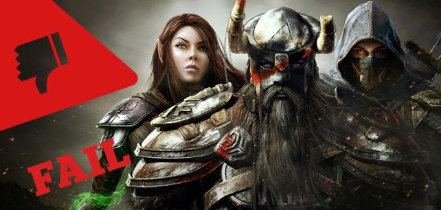 Herní podvod roku: The Elder Scrolls Online
