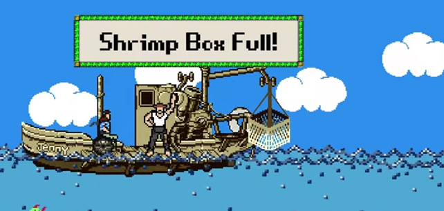 Jak by vypadal Forrest Gump jako retro hra?