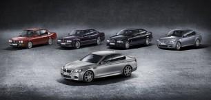 BMW slaví třicetileté výročí M5 speciální edicí