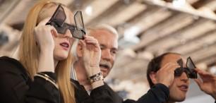 S novými 3D brýlemi máte film pod kontrolou
