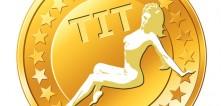 Titcoin je digitální měna určená pro platby za dospělou zábavu
