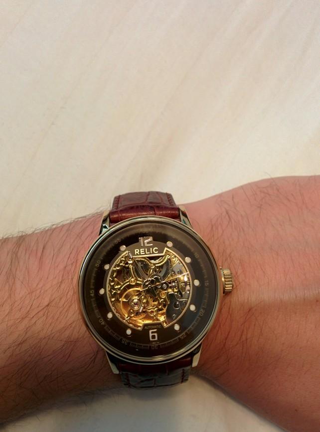 Unikátní hodinky
