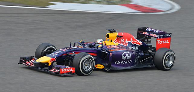 Fit ve stylu Formule 1