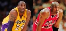 Kobe Bryant a Michael Jordan musí být jedna a tatáž osoba