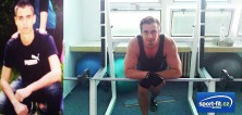 """""""Slovo trenér pro mě znamená něco jako patron,"""" říká instruktor fitness Pavel Šalitroš"""