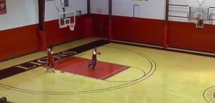 Vysokoškolák si vydělal, stačilo čtyřikrát hodit míčem