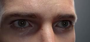 Počítačem vytvořený obličej je až strašidelně reálný