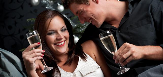 Proč jít s partnerkou společně na firemní párty?