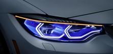 Technologie laserových světel BMW je prostě úžasná