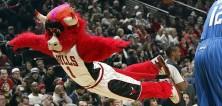 Tohle musí být ten nejzábavnější maskot v NBA