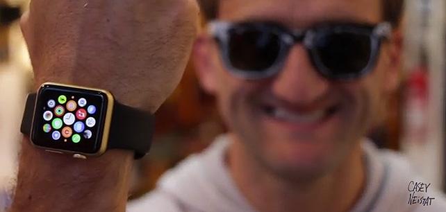 Jak z obyčejných Apple Watch udělat ty zlaté?