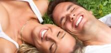 Perfektní úsměv je nedílnou součástí image úspěšného muže