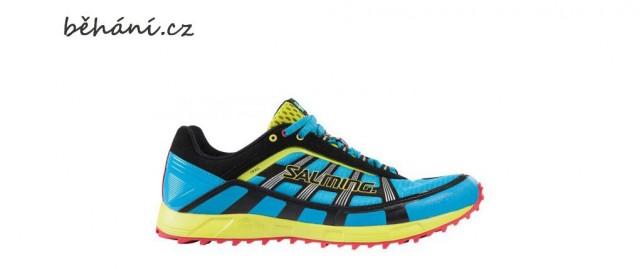 Běžecké trailové boty Salming Trail Shoe Men jsou skvělé do náročného terénu.