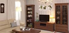 Obývák jako ze žurnálu? S novou obývací stěnou okouzlíte návštěvu!