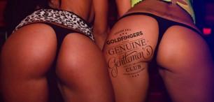 """Oslavte své narozeniny """"nezapomenutelně"""" vklubu Goldfingers"""