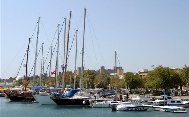 Hotely na ostrově Rhodos